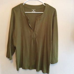 Women's Blouse Jones NewYork Sport Size M